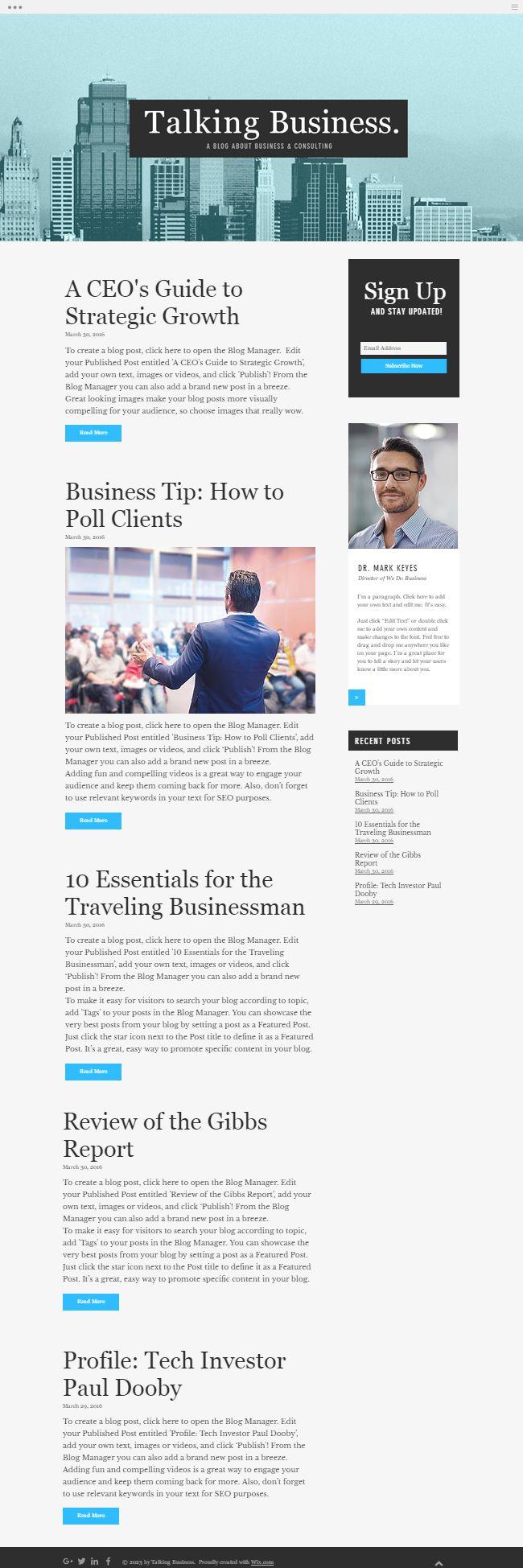 627 best wix website templates images on pinterest templates website template and advertising. Black Bedroom Furniture Sets. Home Design Ideas