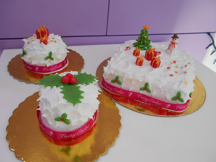 #christmascake Traditional British Christmas Cakes
