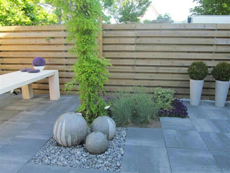Nice idea for a small backyard