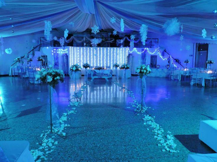 Salon Party Ice...