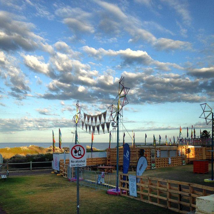 Joy House Productions — Sunset Veranda @ #Scarborough #beach ! #igersPerth...