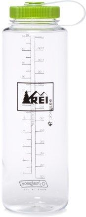 REI Wide-Mouth Loop-Top Water Bottle - 48 fl. oz.  Freelee has this one :)  *Breakfast