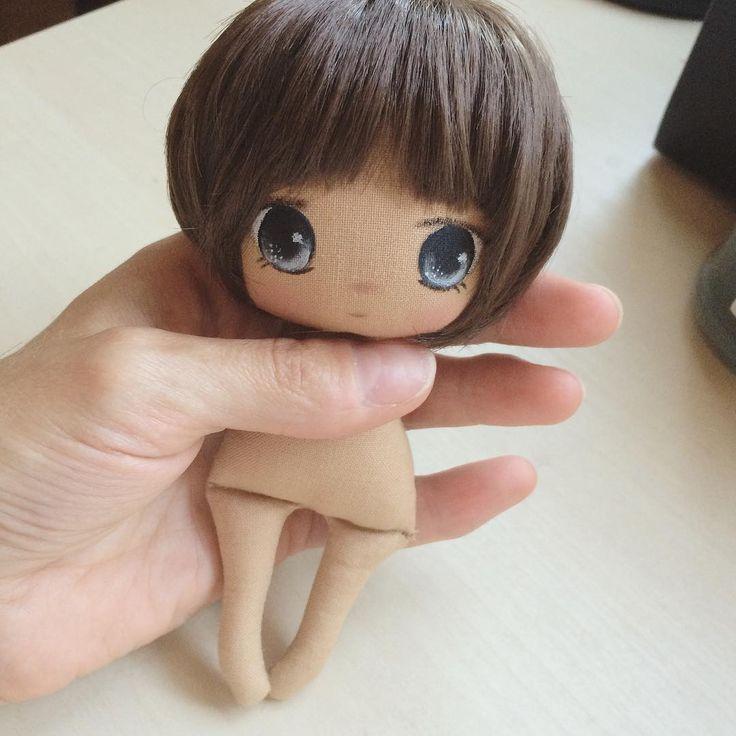 У меня тут малышка будет☺️ #куклаолли #олли #кукла #куколка