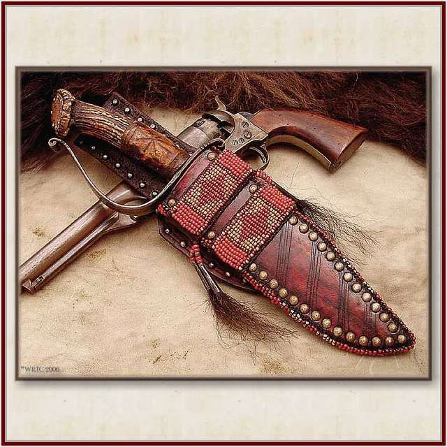 2006 - A years worth of Leather, Knives, & more ...
