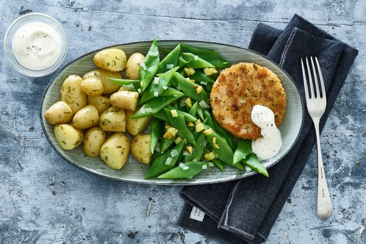 Vergeet het vlees. Vanavond eet je vis bij je aardappelen en groente!- Recept - Allerhande