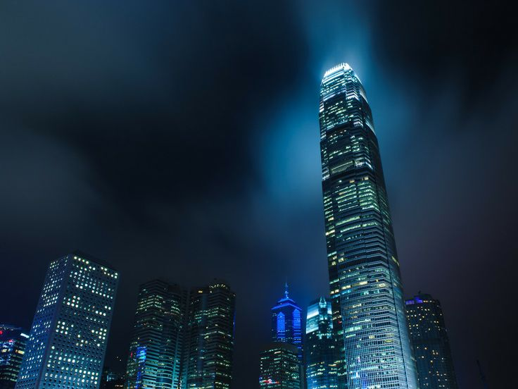 Hong Kong sky by Mikhail Mashikhin on 500px