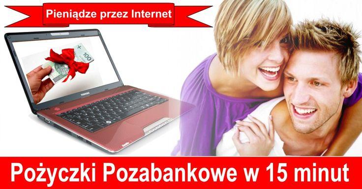 Dokonasz wyboru pożyczki przez internet w 15 min : http://www.pozyczki-ok.pl - Dogodnie i szybko