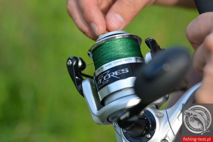 Okuma Azores Z-40S #wędkarstwo #fishing #spinning #reel