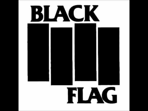 Black Flag-Black Coffee.