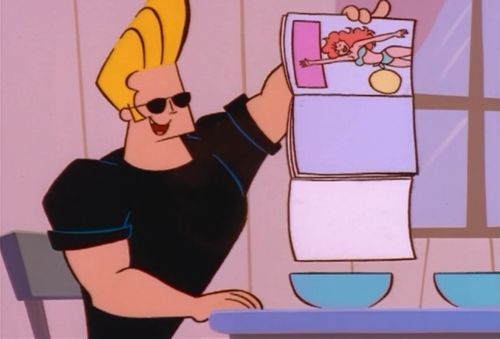 155 best images about Johnny Bravo on Pinterest   Johnny ...