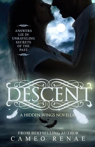 Descent (Hidden Wings, #1.5) Cameo Renae A novella from a series I recommend to teenagers. It is safe from graphic violence, sex and language. A beautiful, gripping story of love and fallen angels. Highly recommend!