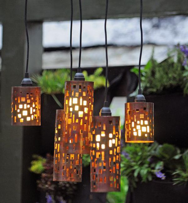 Patio Lights Diy: 17 Best Images About DIY Outdoor Lighting On Pinterest