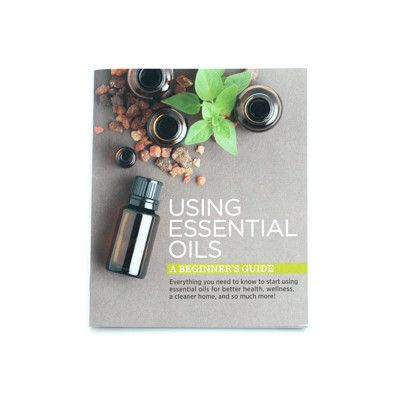 Using Essential Oils A Beginner's Guide, Package of 10 | PURELIFEBALANCE.CA