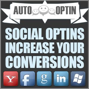 Why Social Optin is KEY to increase your subscriber count consistently? - http://www.dmoz.com.au/social-optin-is-key-to-increase-your-subscriber-count-consistently/