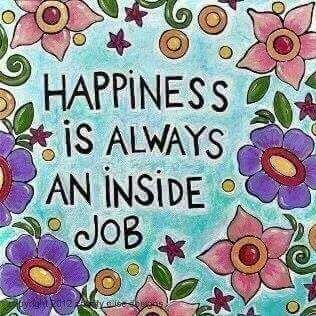 Geluk zit van binnen. – Mindfulness voor elke dag