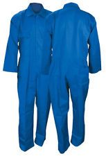 Men's Light Blue Work Overalls/Coveralls/Boiler Suits