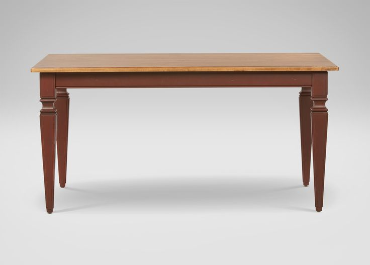 Avery small dining table many finishes available do you for Table 0 5 ans portneuf