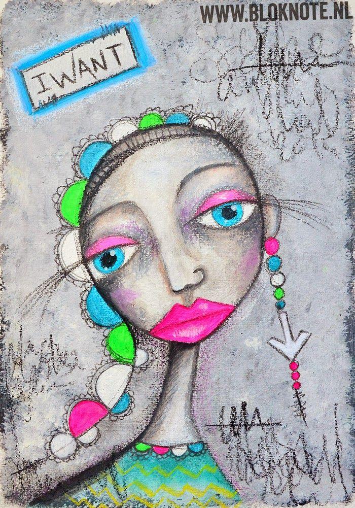Bloknote | Blognotes by Marieke Blokland