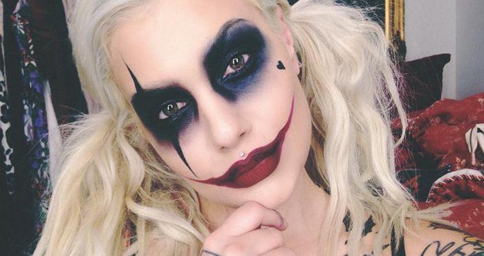 10 Maquillajes de 'Payasita Sexy' para Halloween