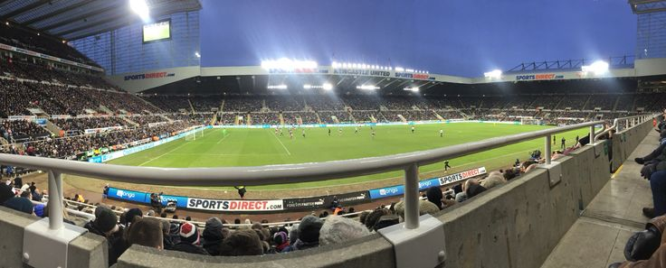 Newcastle v Aston villa