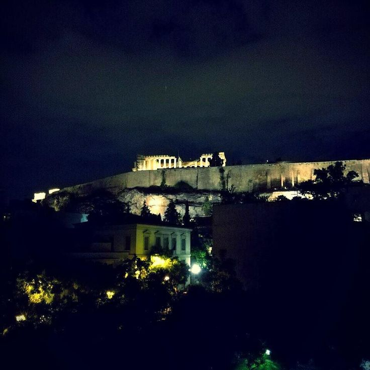 Tourist in my own city #acropolis #athens #parthenon