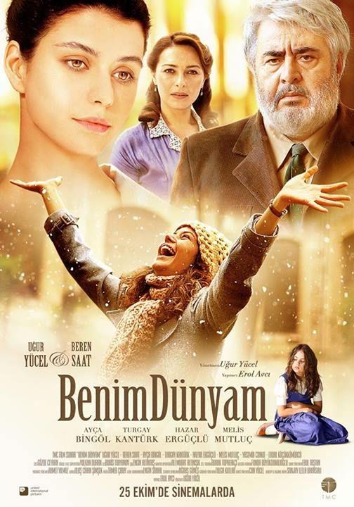 Film > Benim Dünyam « Sourds.net. Turkish movie. It seems emalation of Hellen Keller story.
