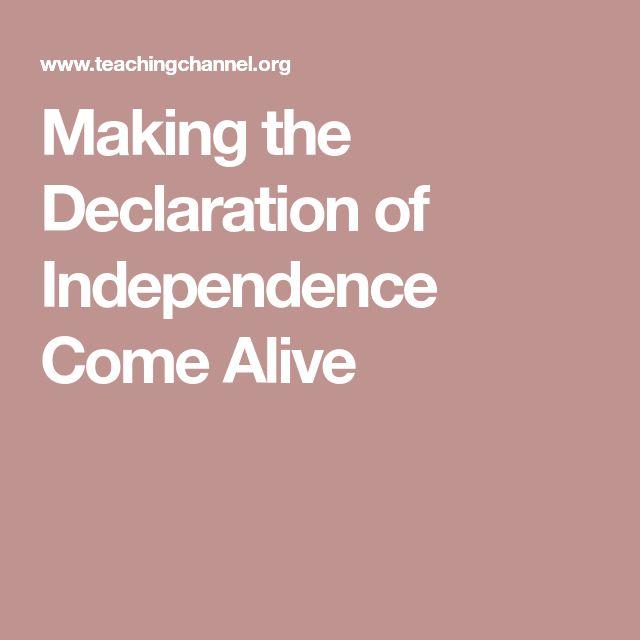 best 25  declaration of independence ideas on pinterest