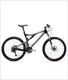 Santa Cruz bike