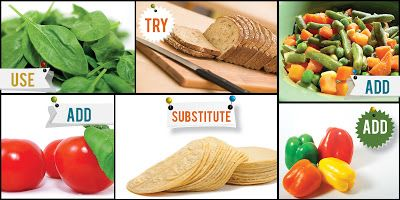 Make a healthy meal for your family in 5 minutes!  #Health