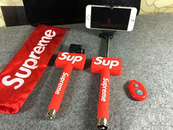 supreme iPhone7 セルフィースティック