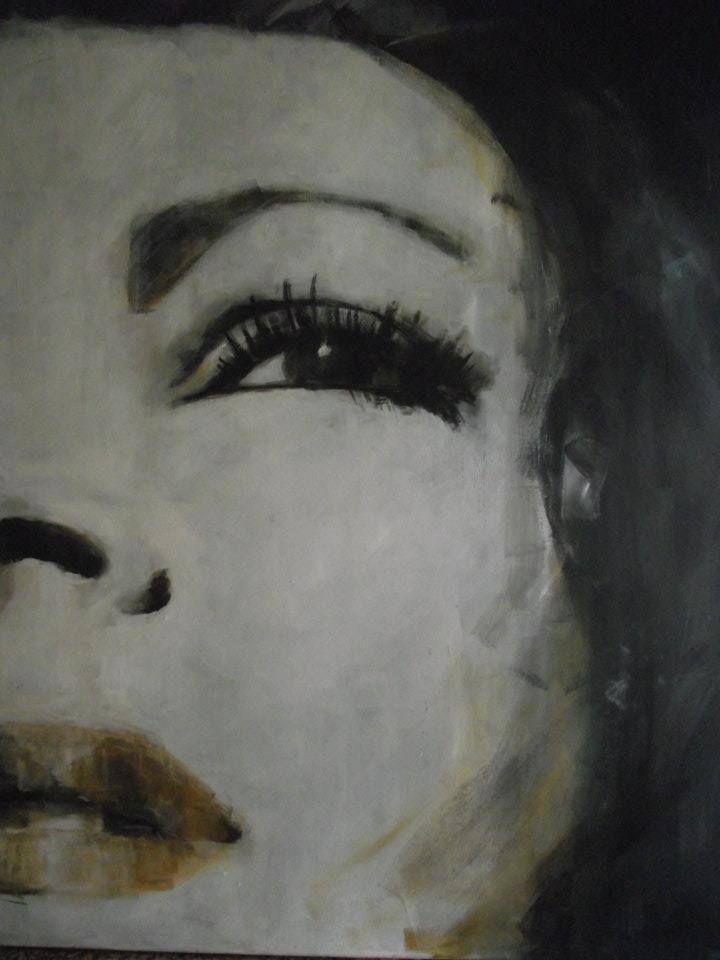 acrylic on canvas 85X65