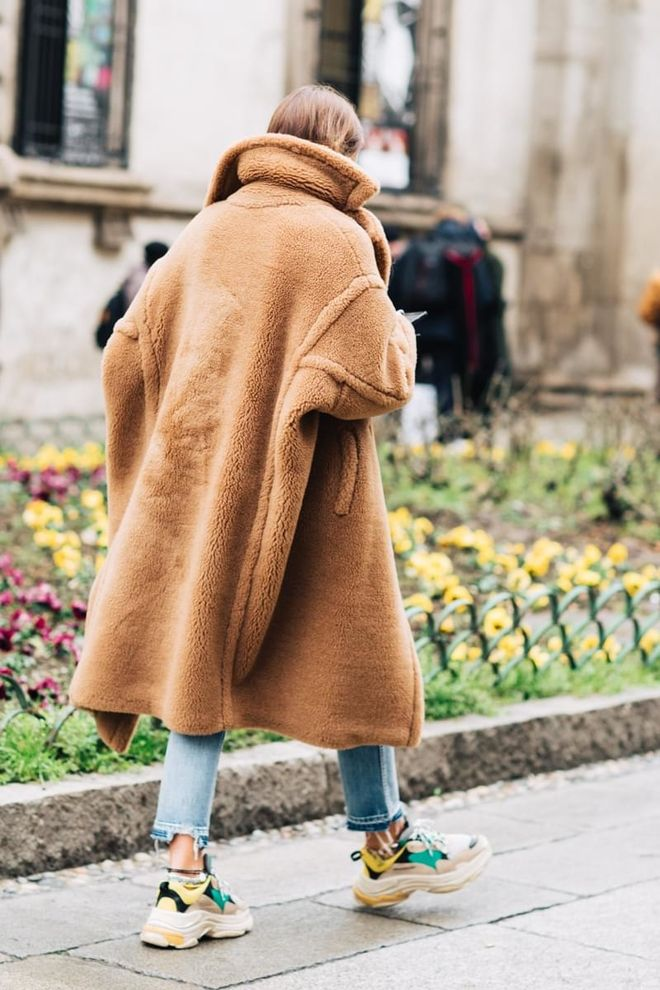 Street style at Milan's Fashion Week Fall-Winter 2018-2019
