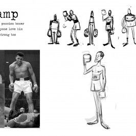 Character Design for Production