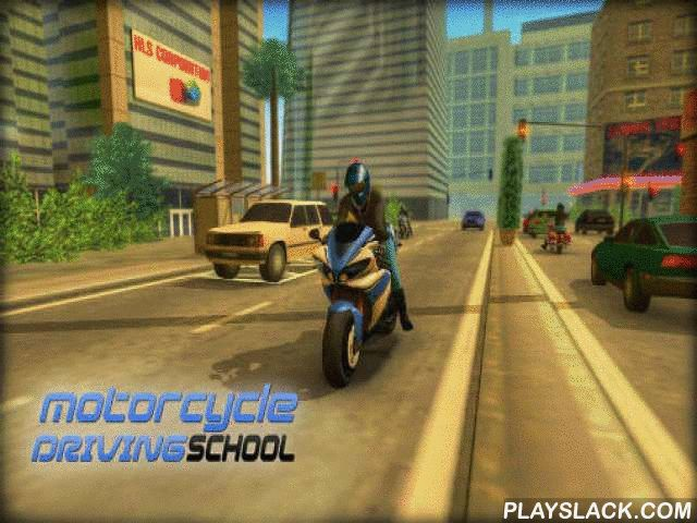 Motorcycle Driving School  Android Game - playslack.com , drive distinct motorcycles in distinct tracks. drive your bike along the municipality roads filled  with convey and along the empty freeways. Become the champion motorcycle rider of the world in this game for Android. finish distinct quests. Find the route out from a strenuous roadway states, evade contacts with convey and other hindrances. unstuff brand-new motorcycles of distinct categories including high speed sport motorcycles as…