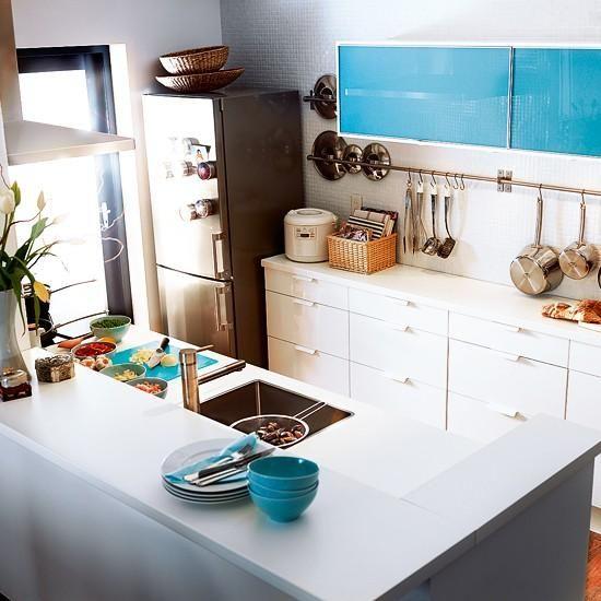 Ikea Kitchen Galley: Best 25+ Ikea Small Kitchen Ideas On Pinterest