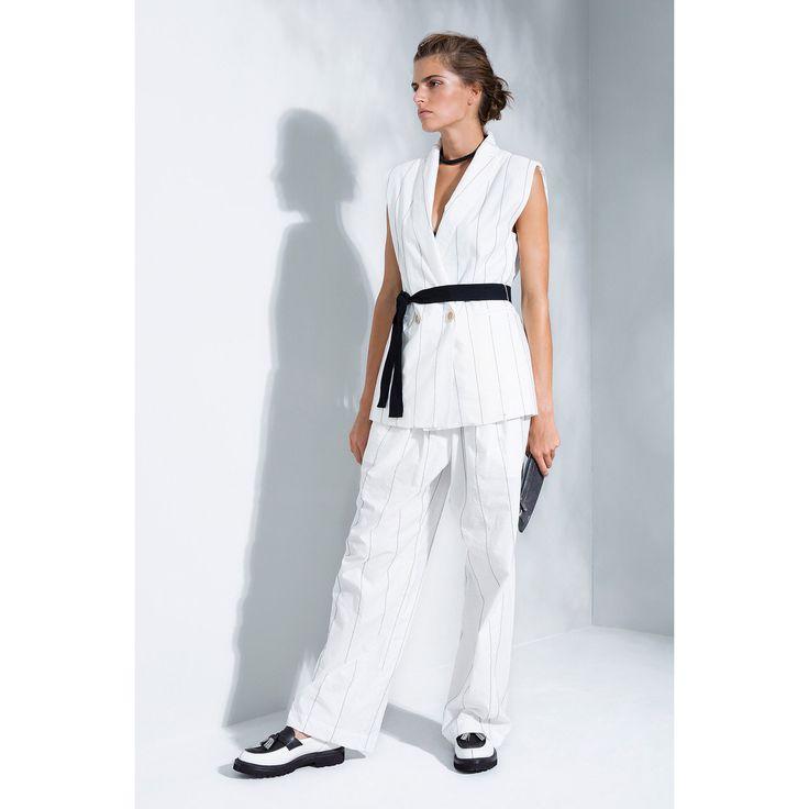 Brunello Cucinelli  #VogueRussia #readytowear #rtw #springsummer2016 #BrunelloCucinelli #VogueCollections