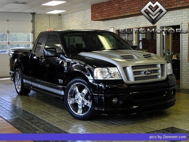 2006 Ford F-150 Roush Supercharged | Trucks | Cars, Ford ...