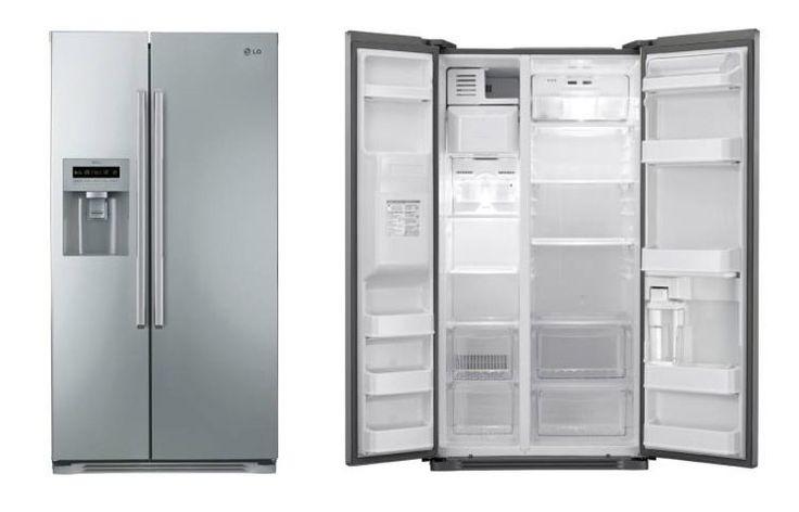 Köksdetalj – 14 stora extra härliga amerikanska kylskåp – Sköna hem