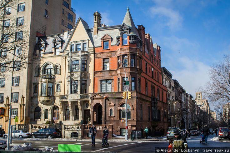 Нью Йорк: Гарлем, Вест сайд и ЦентральныйПарк | TravelFreak