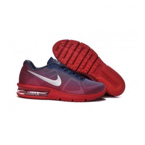 Bast Nike Air Max Excellerate Herr Loparskor Rod Bla 0872