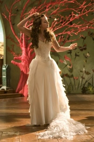 Penelope's wedding dre... Christina Ricci