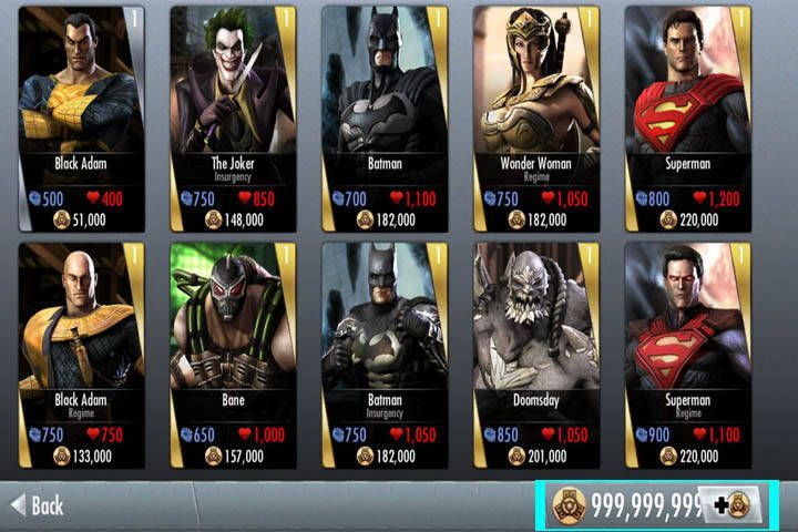 Injustice Hack App In 2020 Injustice Hack Free Money Tool Hacks