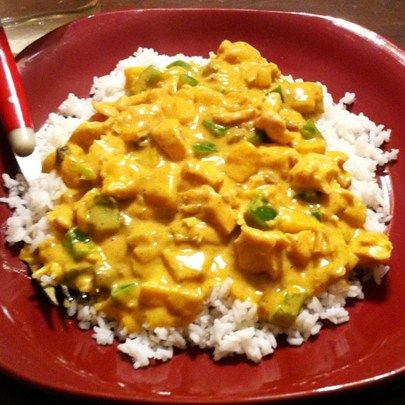 "Curried Chicken I ""If you love curry, then you'll LOVE this simple recipe!"""