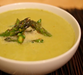 Cream of Asparagus Soup | Recipes I want to try | Pinterest