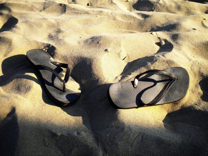 La sabbia della Riviera Romagnola