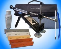 Outstanding Knife Sharpening System.  Birthday gift?! - Apex 3 Kit