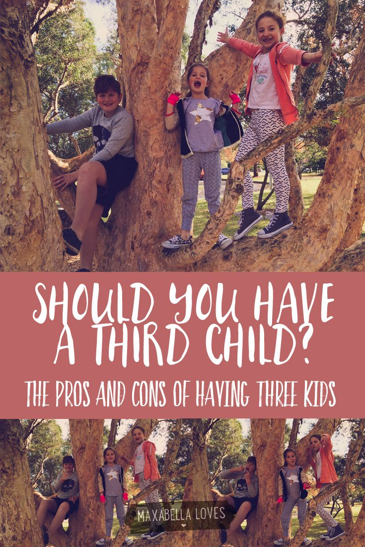Should you have a third child