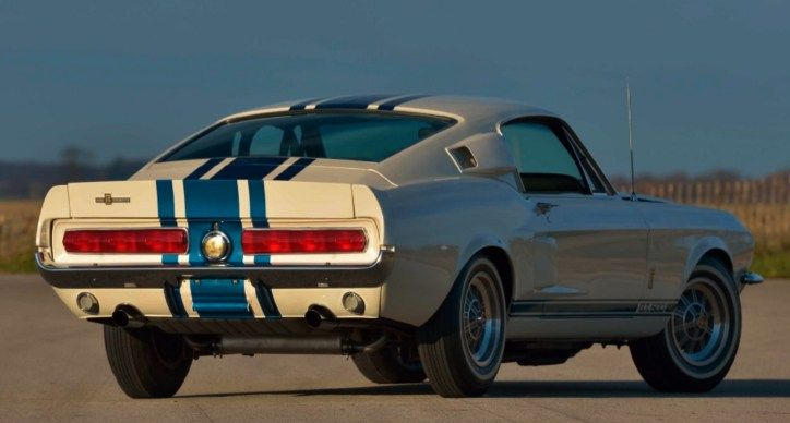 The One And Only 1967 Shelby Gt500 Super Snake Shelby Gt500