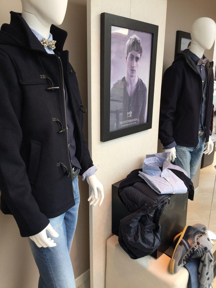 L'uomo di Roncastyle: proposte moda A/I 2015-16