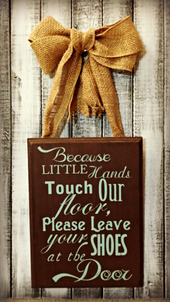 Because Little Hands.../ Please Remove Your by TheFabulousPhoenix, $20.00